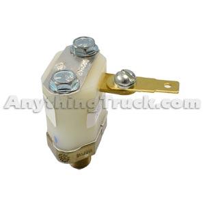 "Bendix 289397N LP-3 Low Pressure Indicator - Single Terminal, 75 PSI Cut-Out, 1/8"" NPT"