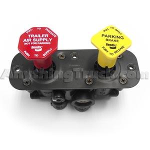"Bendix 800521 MV-3 Control Module - Ford Trucks, 1/4""-20 Threaded Mounting Holes"