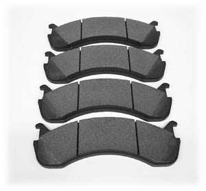 Bendix D786-7654 Disc Brake Pad Set for 66mm Calipers