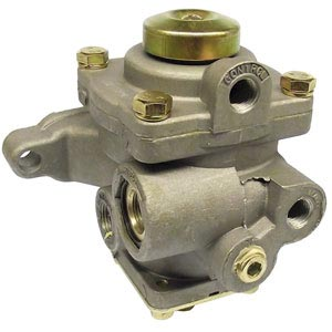 103081 R-7 Modulating Air Brake Relay Valve, 95 PSI Spring Brake Release