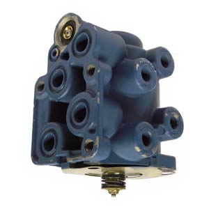 Bendix 284760X E-7 Dual Brake Valve - Includes O-Rings, Ford Applications