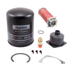 Haldex DQ6026 General Service Kit for Pure Air Plus Air Dryers, Includes Desiccant Cartridge