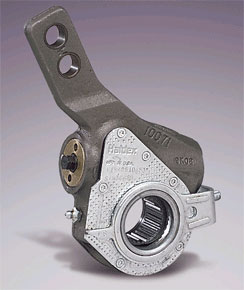 "Haldex 40010140 ABA Automatic Slack Adjuster - 1.50"" 28 Spline, 5"" & 6"" Span"