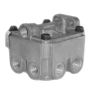 Haldex KN28085 Relay Valve - Single Control Line, 4.6 PSI Crack Pressure, OEM# N30096P