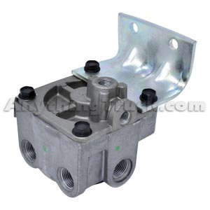 Haldex KN28131 Relay Valve - Two Delivery Ports