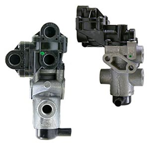 Haldex KN34110 Tractor Protection Valve - Two-Line Manifold Style
