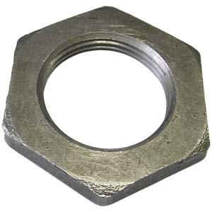 "10K & 11K Axle Nut, Meritor & Standard Forge, 1-1/2""-12 Thread"