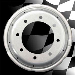 "Centramatic 600-658 24.5"" Steer Wheel Automatic Balancers, 1 Pair, 8 Holes, 275mm Bolt Circle"