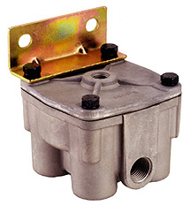 Aftermarket 102626 R-12 Relay Valve with Vertical Delivery Ports