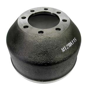 "M12WA115 12.25"" x 5.00"" Brake Drum"