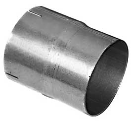 "4"" ID - 4"" OD x 18"" Exhaust Connector"