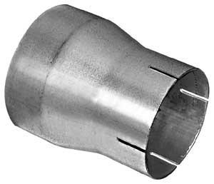 "3-1/2"" OD - 3"" ID x 6"" Exhaust Reducer"