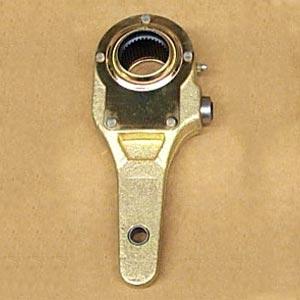 "PTP 283411 Manual Slack Adjuster, 1.625""-37 Spline Camshaft x 6"" Span, For Fruehauf Trailers"