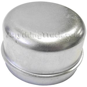 Grease Cap For Light Trailer Hubs, 1.986""