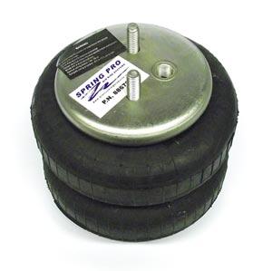 Spring Pro 886781, Used in Spring Pro 882250 Helper Kit, Replaces Firestone 6781 Air Helper Springs