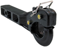 Buyers Products RM5P 5-Ton Receiver Mount Pintle Hook