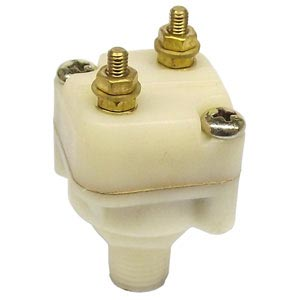 "PTP 274746 Stop Light Switch for Air Brakes, 1/4"" NPT, 5 PSI Activation"