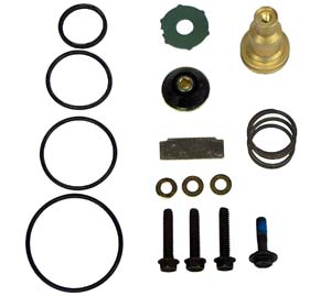 Aftermarket 5005037 Hard Seat Purge Valve Rebuild Kit for AD9 Air Dryers