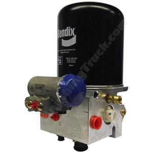 Bendix 801266 AD-IS Air Dryer, 12-Volt, Peterbilt & Kenworth