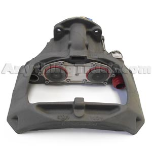 "Bendix K003803 Air Disc Brake Caliper, 22.5"" Wheel, Handed"
