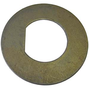 10K & 11K Axle Nut Lock Washer, Meritor & Standard Forge