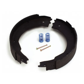 "PTP K71048 12"" x 2"" Brake Shoe Kit for Dexter Electric Trailer Brakes"