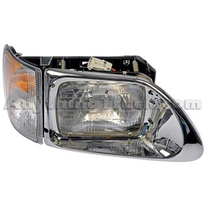 Dorman 888-5103 Right Hand Headlight Assembly