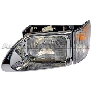 Dorman 888-5104 Left Hand Headlight Assembly