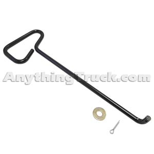 Fontaine kit pul 6000l lh release pull handle kit for nt for Garage seat fontaine