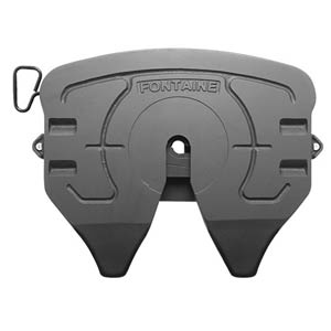 Fontaine SLTPL7000 No-Slack II 7000 Series Fifth Wheel Top Plate, Left-Hand Release