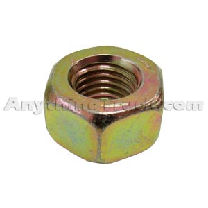 "PTP M45 Dayton Style Chamfered Cast Spoke Wheel Nut, 3/4""-10 Thread"