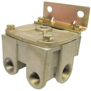 Aftermarket 103009 R-12 Relay Valve with Horizontal Delivery Ports