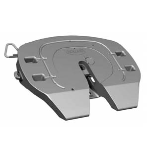 SAF Holland XA-S1-A-L-P FWS1 Fifth Wheel Top Plate, Left-Hand Release