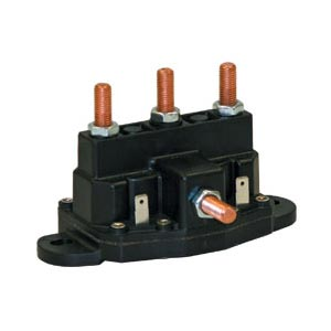 Buyers Products 1306600 Solenoid Switch, Compare to Donovan 1464 or Roll-Rite 10690