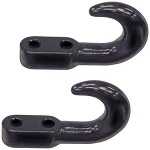 Buyers Products B2799B Light-Duty, Drop Forged Tow Hooks, 10,000 lbs WLL Per Hook