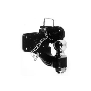 "Buyers Products BH82516 8-Ton Combination Hitch with 2-5/16"" Hitch Ball and Pintle Hook"