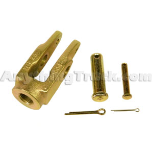 "Clevis Kit for Gunite Automatic Slack Adjusters - 5/8"" Push Rod Thread"