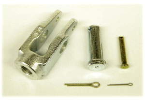 "Clevis Kit for Gunite Automatic Slack Adjusters - 5/8"" Push Rod Thread and 5/8"" Clevis Pin"