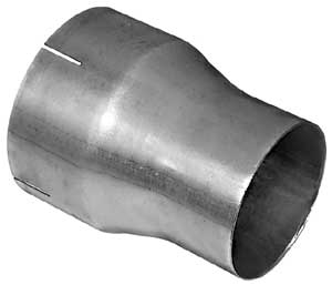 "3-1/2"" ID - 3"" OD x 6"" Exhaust Reducer"