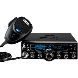 Cobra 29 LX BT LCD CB Radio, Selectable 4-Color Display, Bluetooth