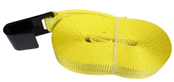 "2"" x 27 ft. Strap with Flat Hook"