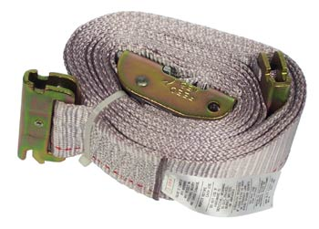 "2"" x 16 ft. E-Track Logistic Strap with Cam Buckle"