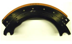 "Eaton 15"" x 4"" ES Air Brake Shoe"