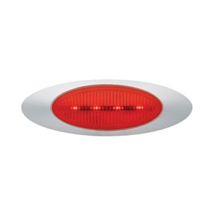 Grote 45582 Red M1 Series LED Clearance Marker Light