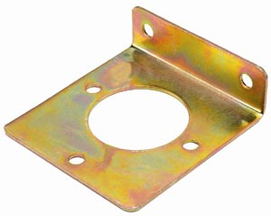 Phillips 15788 Mounting Bracket for 7-Way Trailer Wiring Sockets