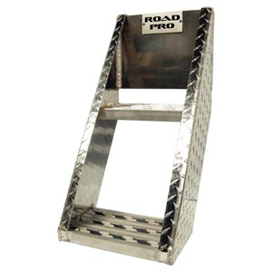 "12"" Wide Road Pro Diamond Plate Aluminum Truck Frame Step"