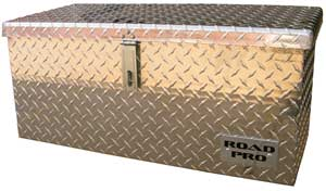 Road Pro 14x12x30 Slant Top Tool Box