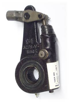"Meritor R802656 Automatic Slack Adjuster - Type 1, 1.25"" 24 Spline, 5.5"" Span (Type 20, Drum Brake)"