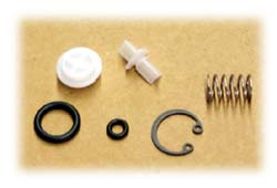 Meritor R950018 Pressure Relief Valve Rebuild Kit for Meritor WABCO System Saver 1200 Air Dryers