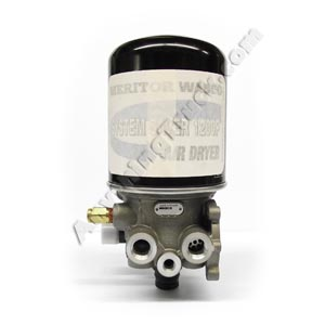 WABCO 4006110590 SS1200P Air Dryer, 12-Volts DC, Requires Purge Tank, Formerly Meritor R955300